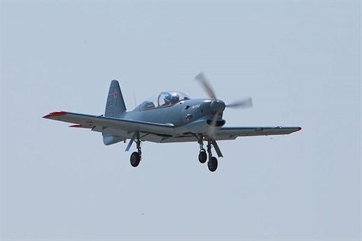 [ẢNH] Yak-152, sự thay thế hoàn hảo cho lão tướng Yak-52 - ảnh 12