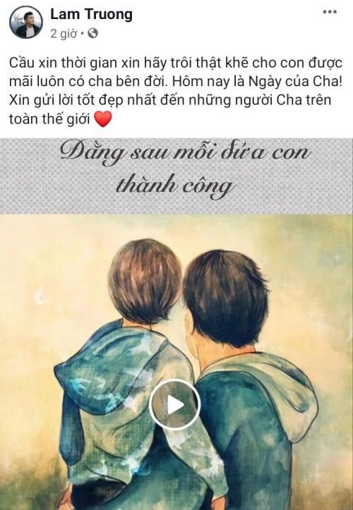 'Ngày của Cha' 2019: Sao Việt gửi loạt tâm thư vô cùng xúc động đến bậc sinh thành - ảnh 5