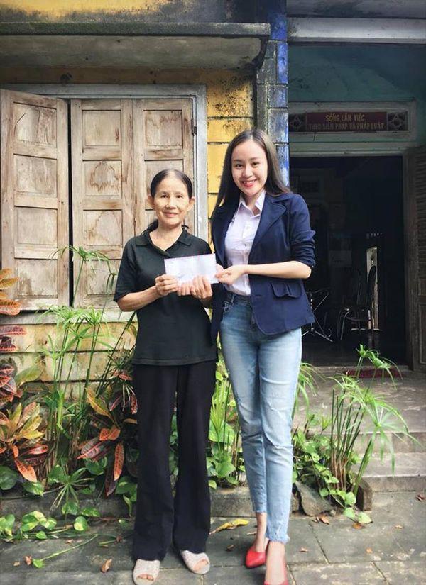Bà Tưng Huyền Anh gây ngỡ ngàng với hình ảnh nhu mì hiện tại - ảnh 5