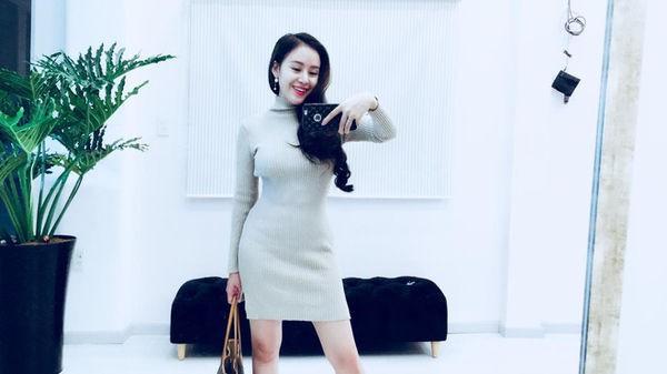 Bà Tưng Huyền Anh gây ngỡ ngàng với hình ảnh nhu mì hiện tại - ảnh 8