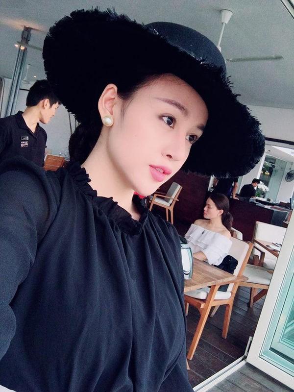 Bà Tưng Huyền Anh gây ngỡ ngàng với hình ảnh nhu mì hiện tại - ảnh 10