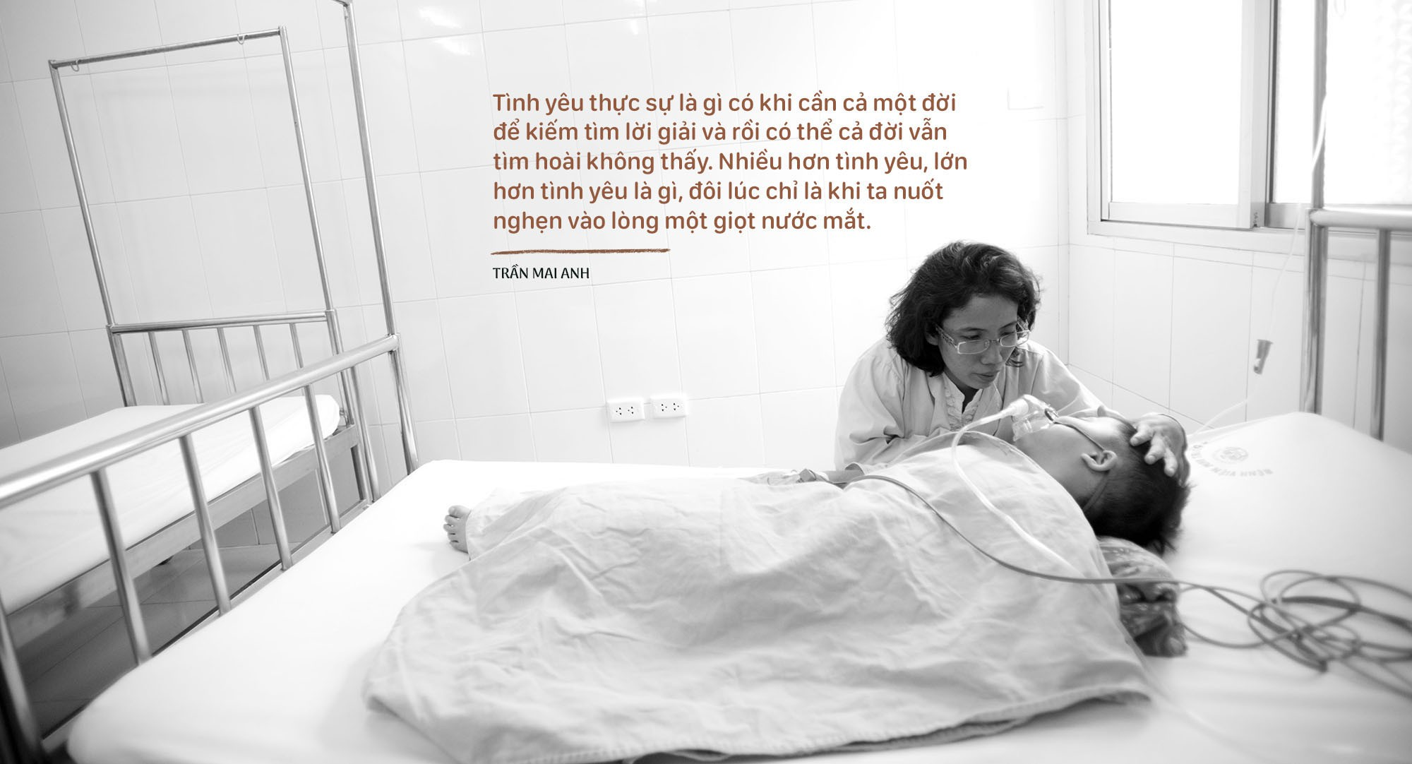 Nhà báo Trần Mai Anh: Nỗi đau, nước mắt, oan ức, bình an và tình yêu vô điều kiện của Thiện Nhân - Ảnh 28.