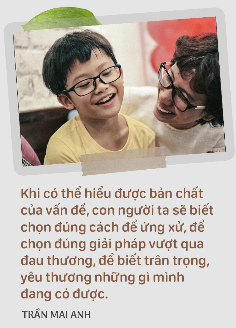 Nhà báo Trần Mai Anh: Nỗi đau, nước mắt, oan ức, bình an và tình yêu vô điều kiện của Thiện Nhân - Ảnh 7.