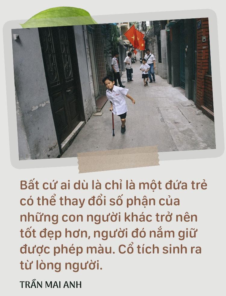 Nhà báo Trần Mai Anh: Nỗi đau, nước mắt, oan ức, bình an và tình yêu vô điều kiện của Thiện Nhân - Ảnh 21.