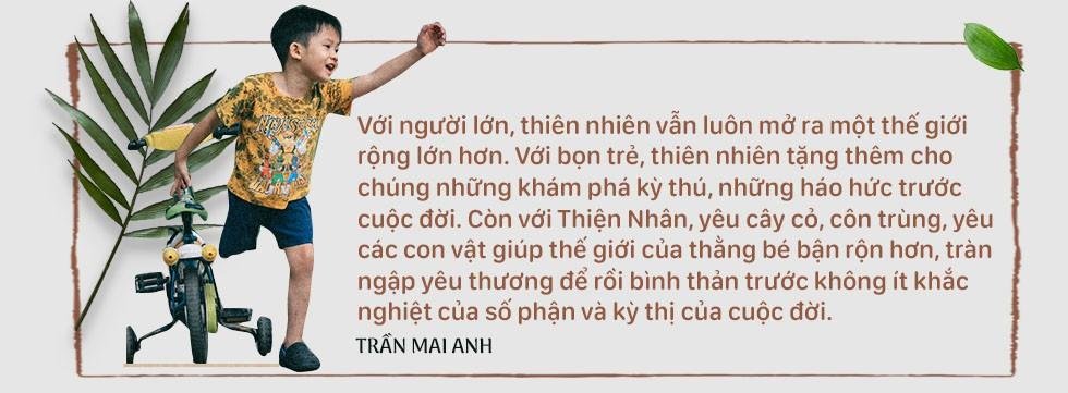 Nhà báo Trần Mai Anh: Nỗi đau, nước mắt, oan ức, bình an và tình yêu vô điều kiện của Thiện Nhân - Ảnh 12.