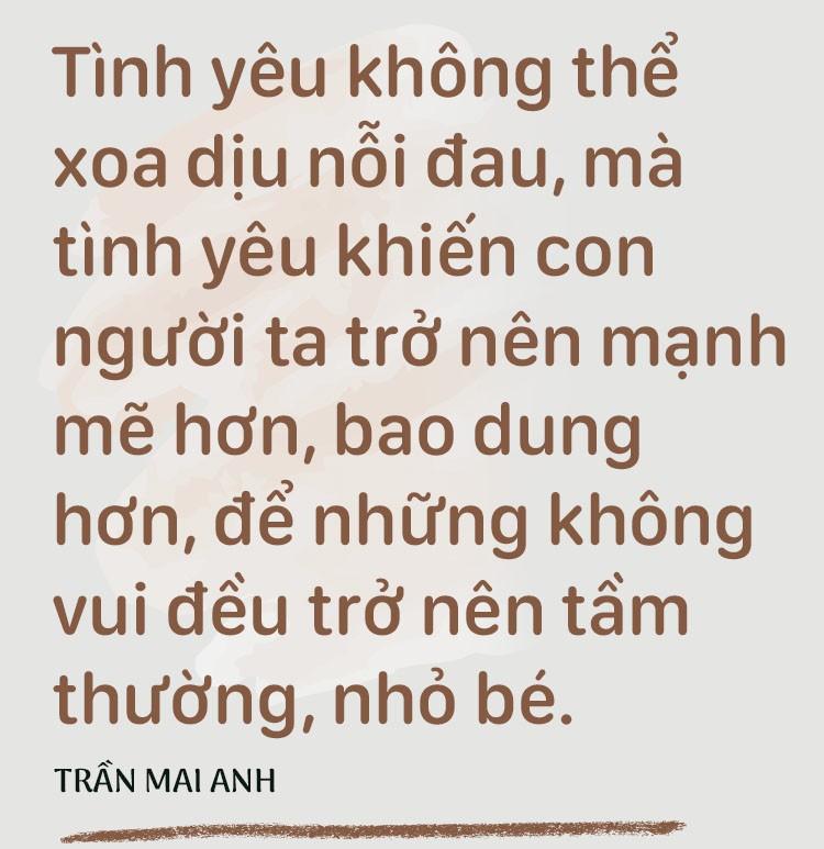 Nhà báo Trần Mai Anh: Nỗi đau, nước mắt, oan ức, bình an và tình yêu vô điều kiện của Thiện Nhân - Ảnh 15.