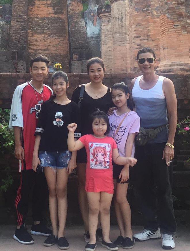 Chân dung người vợ chấp nhận sống thử 3 năm, sinh 4 con cho Cảnh sát hình sự Võ Hoài Nam - ảnh 6