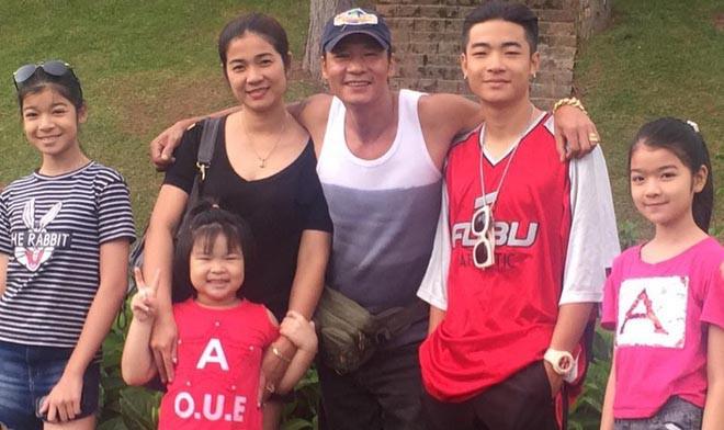 Chân dung người vợ chấp nhận sống thử 3 năm, sinh 4 con cho Cảnh sát hình sự Võ Hoài Nam - ảnh 5
