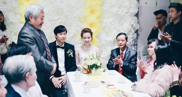 Huyền Lizzie từng có một đám cưới hết mực giản dị thế này vào năm 2014 với người chồng bị hiểu lầm là đại gia - ảnh 6