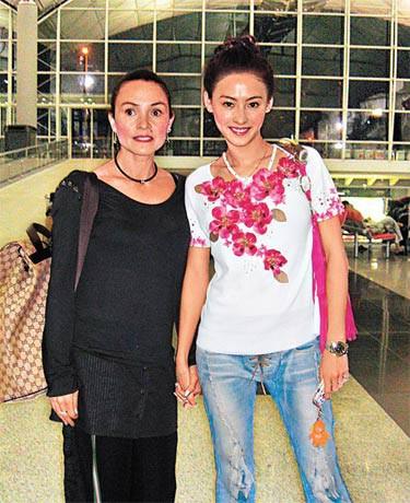 Mẹ ruột Trương Bá Chi: 4 đời chồng đều là đại gia nhưng U60 phải đóng phim nóng kiếm tiền - Ảnh 1.