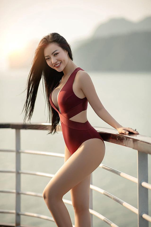 Bỏng mắt với ảnh bikini của 3 mỹ nhân phim truyền hình khung giờ vàng - Ảnh 1.