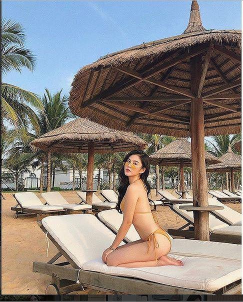 Bỏng mắt với ảnh bikini của 3 mỹ nhân phim truyền hình khung giờ vàng - Ảnh 17.