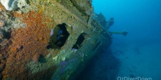 Mộ phần dưới đáy biển lộ diện sau 1 thế kỷ - Ảnh 1.