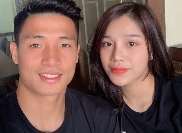 Ngày mai Bùi Tiến Dũng làm lễ đính hôn với bạn gái đại gia Bắc Ninh - Ảnh 2.
