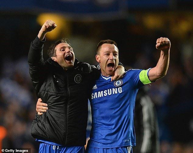 """""""Không ai tốt hơn Lampard dẫn dắt Chelsea lúc này"""" - Ảnh 1."""