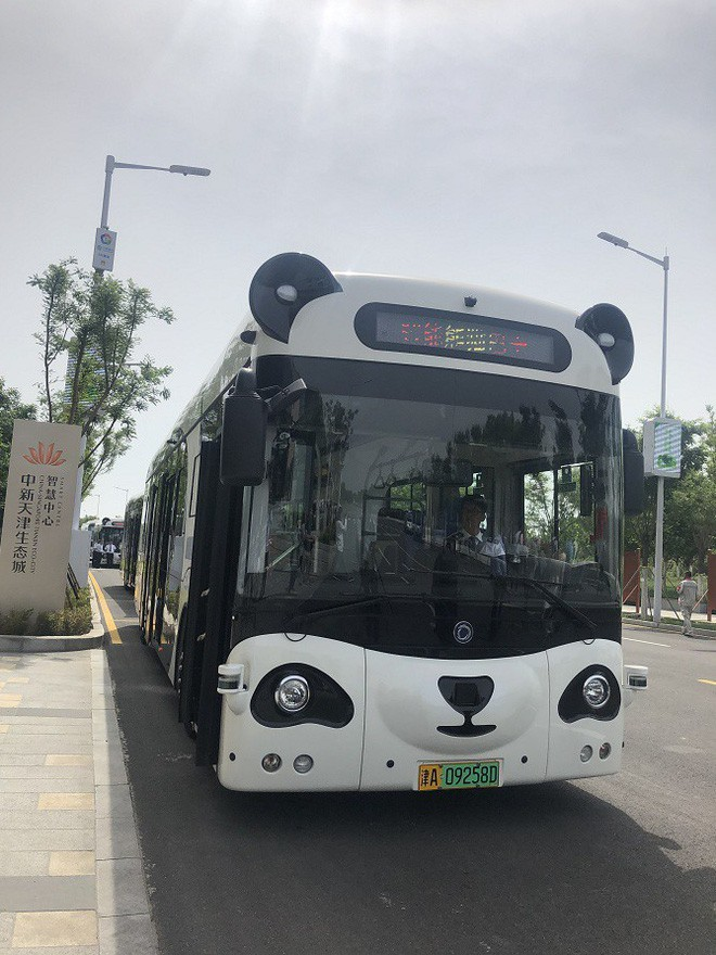 Đây là những gì bạn sẽ cảm nhận khi được sống ở Thành phố thông minh tại Trung Quốc - Ảnh 3.
