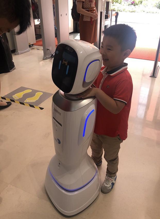 Đây là những gì bạn sẽ cảm nhận khi được sống ở Thành phố thông minh tại Trung Quốc - Ảnh 6.