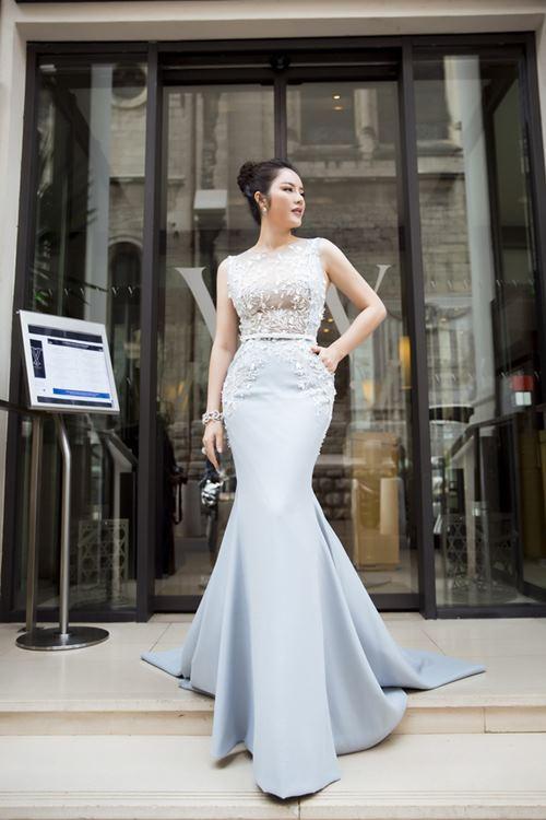 Lý Nhã Kỳ và những chiếc váy tiền tỷ chỉ mặc một lần - Ảnh 4.