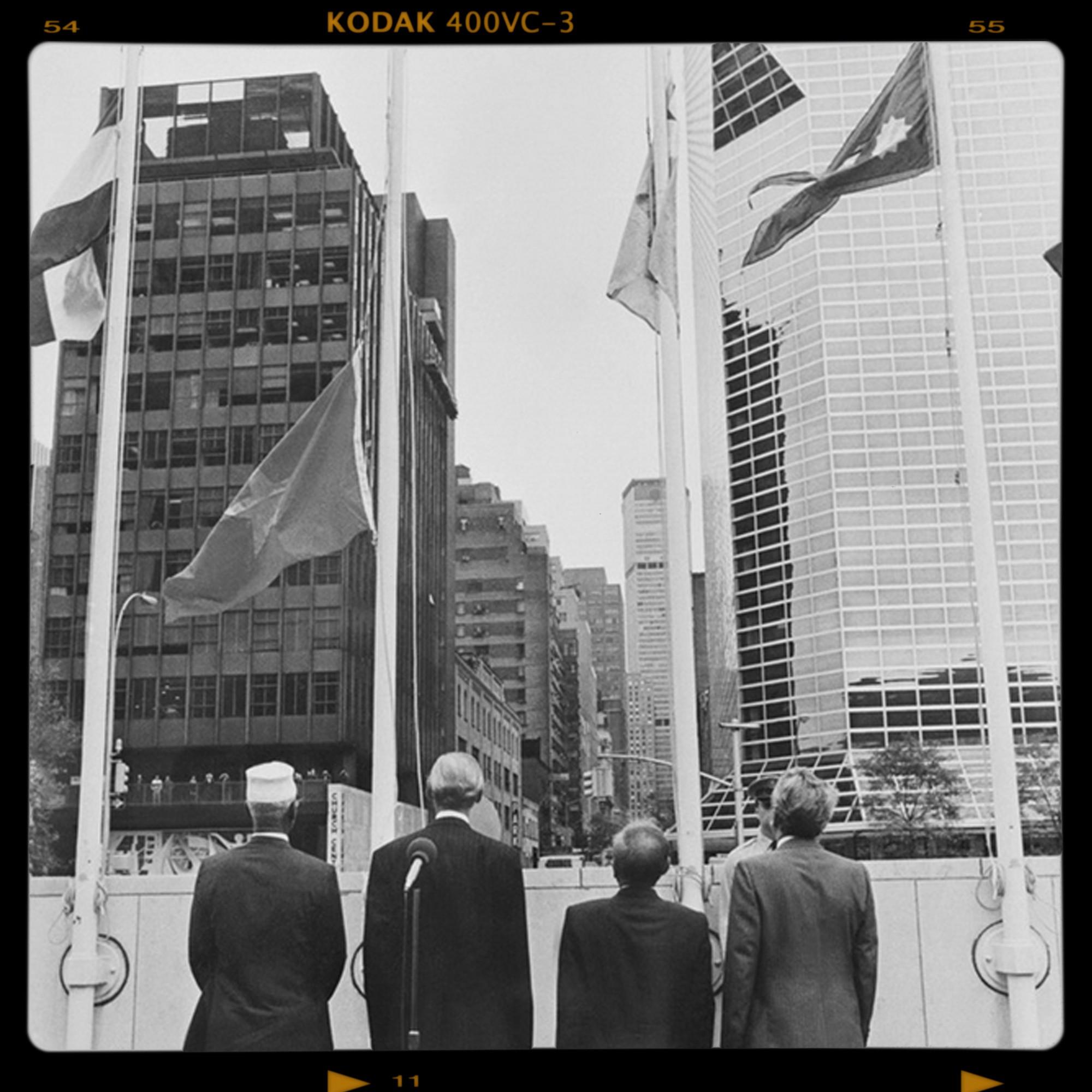 """Nước mắt Đại sứ Việt Nam trên đất Mỹ và hành trình 10 năm """"xếp gạch"""" vào Hội đồng bảo an Liên Hợp Quốc - Ảnh 2."""