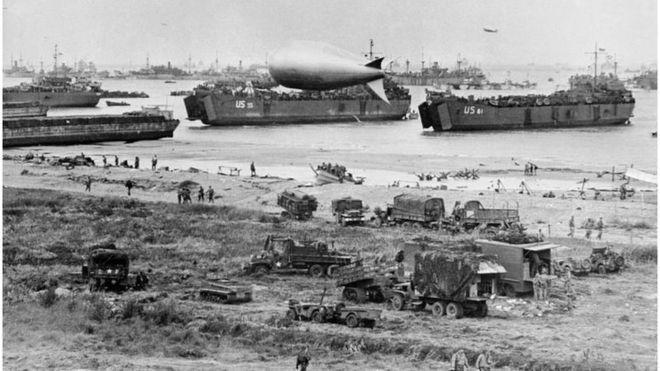 Giải mật: 10 bí mật trong cuộc đổ bộ Normandy mà không phải ai cũng biết? - Ảnh 1.