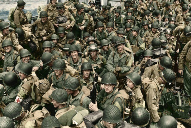 Giải mật: 10 bí mật trong cuộc đổ bộ Normandy mà không phải ai cũng biết? - Ảnh 4.