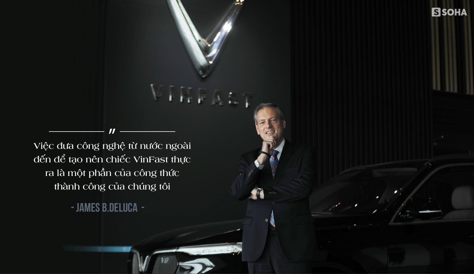 """CEO VinFast: """"Hai chiếc xe của VinFast sẽ thay thế được Mercedes"""" - Ảnh 10."""