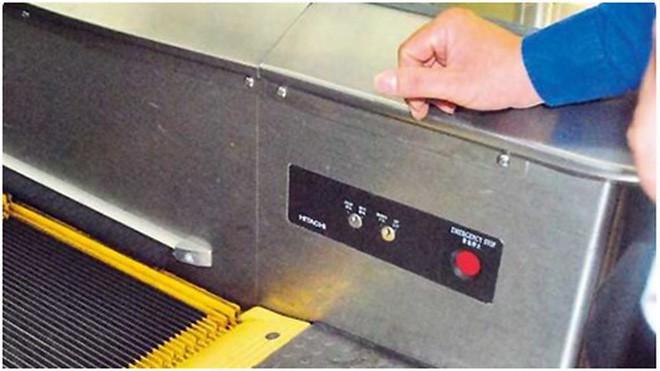 Nút Dừng khẩn cấp của thang cuốn nằm ở đâu? Nhiều người đi cả tỷ lần rồi vẫn không biết, đến khi sự cố xảy ra không ứng phó kịp - Ảnh 6.