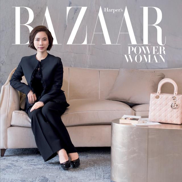 Chân dung bà chủ chuỗi khách sạn lớn nhất Đông Nam Á - ái nữ của đại gia Lê Thanh Thản - Ảnh 1.