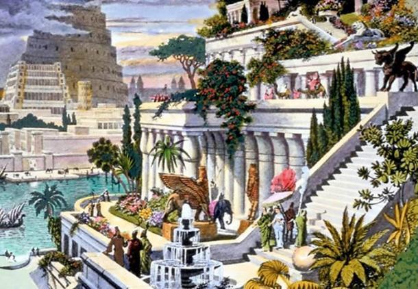 Lịch sử 7 kỳ quan thế giới cổ đại: Vườn treo Babylon có thật sự tồn tại? - Ảnh 5.