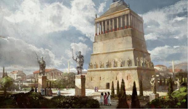 Lịch sử 7 kỳ quan thế giới cổ đại: Vườn treo Babylon có thật sự tồn tại? - Ảnh 2.