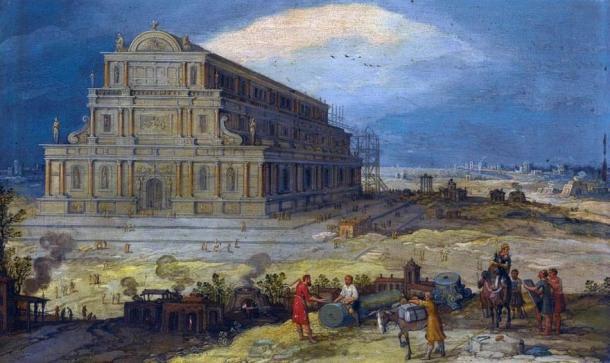 Lịch sử 7 kỳ quan thế giới cổ đại: Vườn treo Babylon có thật sự tồn tại? - Ảnh 6.