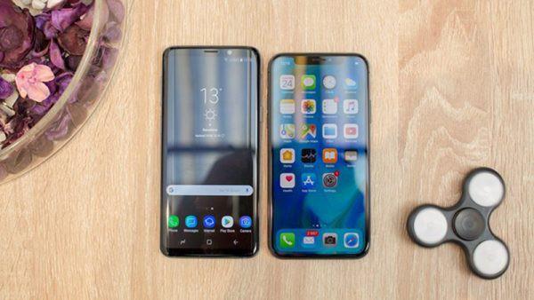 iOS và Android: Ai là ông vua hệ điều hành? - Ảnh 1.