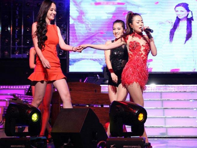 Nữ ca sĩ nổi tiếng, gợi cảm nhưng bị dìm hàng nhiều nhất showbiz Việt - Ảnh 4.