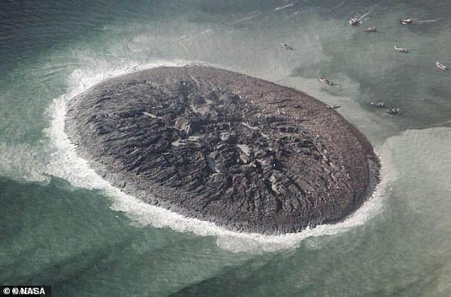 Đảo Zalzala Koh - hòn đảo mọc lên sau khi cướp đi sinh mạng của hơn 800 người