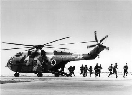 Phi vụ đặc biệt giải cứu các phi công Israel bị bắn rơi - KQ Ai Cập từng suýt bị xóa sổ - Ảnh 4.