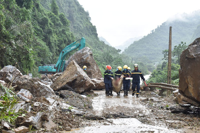 Những thống kê mới nhất về thiệt hại nặng nề về người do bão số 3 gây ra - Ảnh 3.