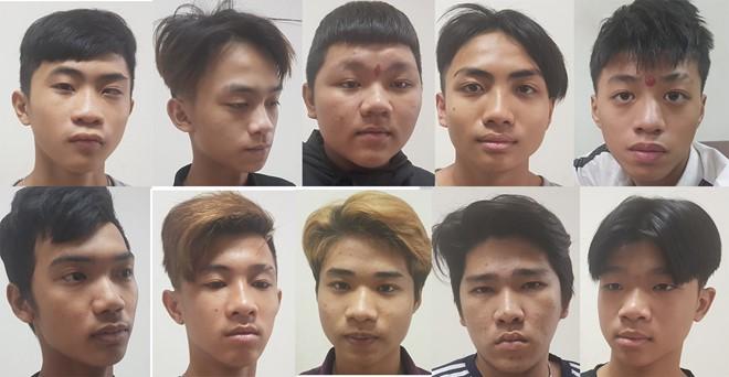 Thiếu niên 15 tuổi cầm đầu nhóm cướp đêm, sẵn sàng chém khi nạn nhân chống trả - Ảnh 1.