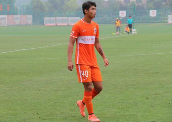 Sao trẻ Trung Quốc bị treo giò 6 tháng vì chê đội nhà sau khi để thua U22 Việt Nam - Ảnh 1.