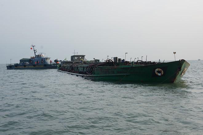 Dự án hóa dầu Long Sơn trị giá 5,4 tỉ đô la sử dụng cát lậu để san lấp mặt bằng? - Ảnh 2.