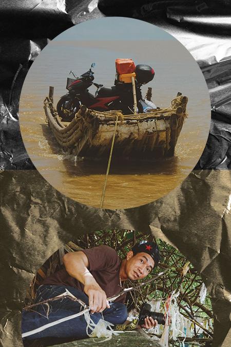Hành trình cứu biển của nhiếp ảnh gia đi xe máy hơn 7.000km, chụp 3.000 bức ảnh về rác thải nhựa - Ảnh 13.
