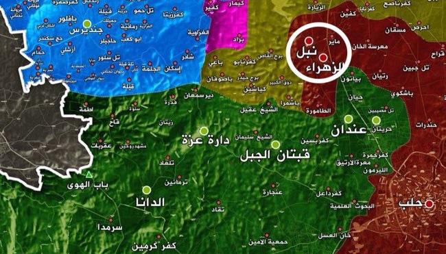 QĐ Syria Đầu đội trời, chân đạp tuyết tạo đột phá ở Latakia, chuẩn bị đóng nồi hầm ở Aleppo? - Ảnh 1.