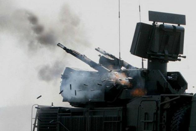 Su-34 chặn đứng Thổ Nhĩ Kỳ tấn công đầu não của Nga tại Syria - Pantsir bẽ bàng, không đánh chặn được quả rocket nào của Thổ? - Ảnh 1.
