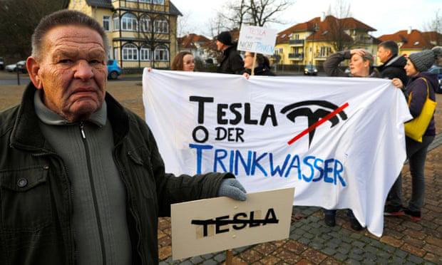 Siêu nhà máy Tesla ở Đức bị chặn việc xây dựng: Tòa án đình chỉ hoạt động chặt cây lấy đất - Ảnh 1.