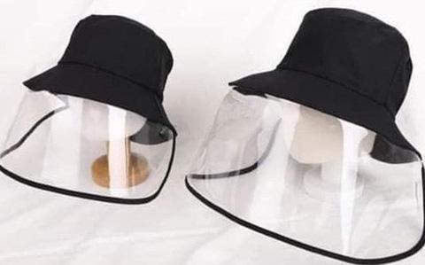 Mũ chống giọt bắn đang cháy hàng trên thị trường có ngăn được virus SARS-Cov-2? - Ảnh 1.