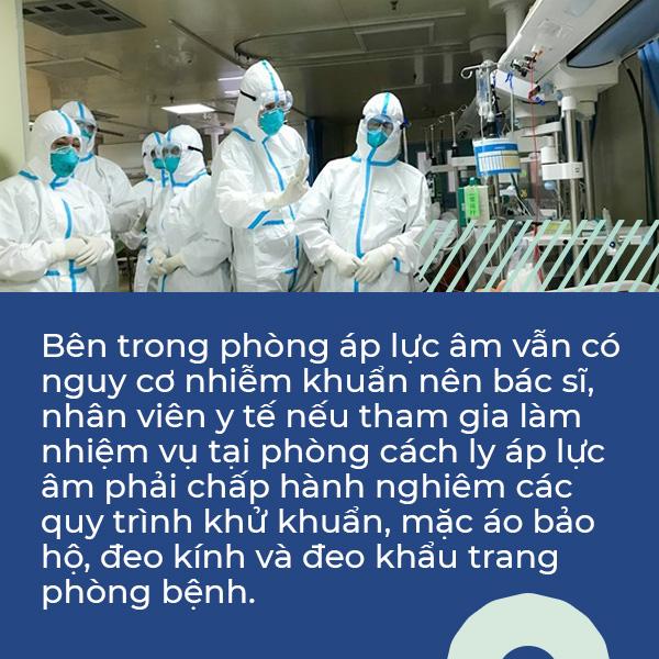 Virus sẽ bị diệt sạch, nhưng đem phòng áp lực âm tặng bệnh viện có khi lợi bất cập hại! - Ảnh 3.