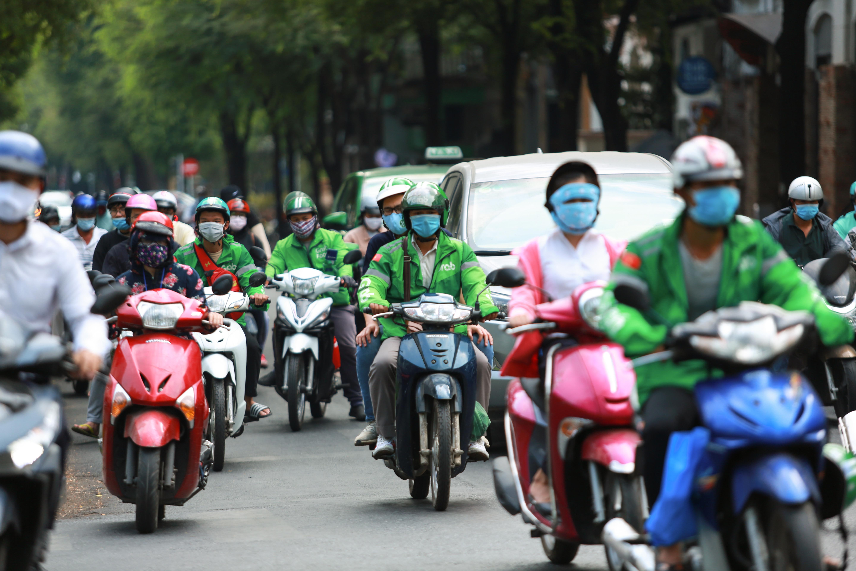 Ngắm Sài Gòn đẹp và yên bình trước thời điểm cách ly toàn xã hội trong 15 ngày - Ảnh 5.
