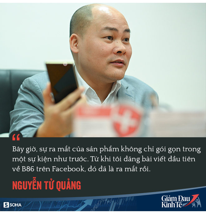 CEO Nguyễn Tử Quảng ra mắt Bphone 4 khi toàn xã hội bị cách ly: Chúng ta vẫn phải tiếp tục sống! - Ảnh 7.