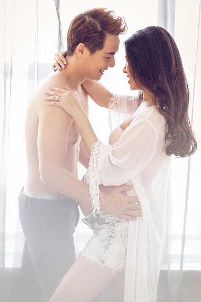 Nhan sắc vợ ca sĩ Đăng Khôi ở tuổi 35, sau 2 lần sinh nở - Ảnh 4.