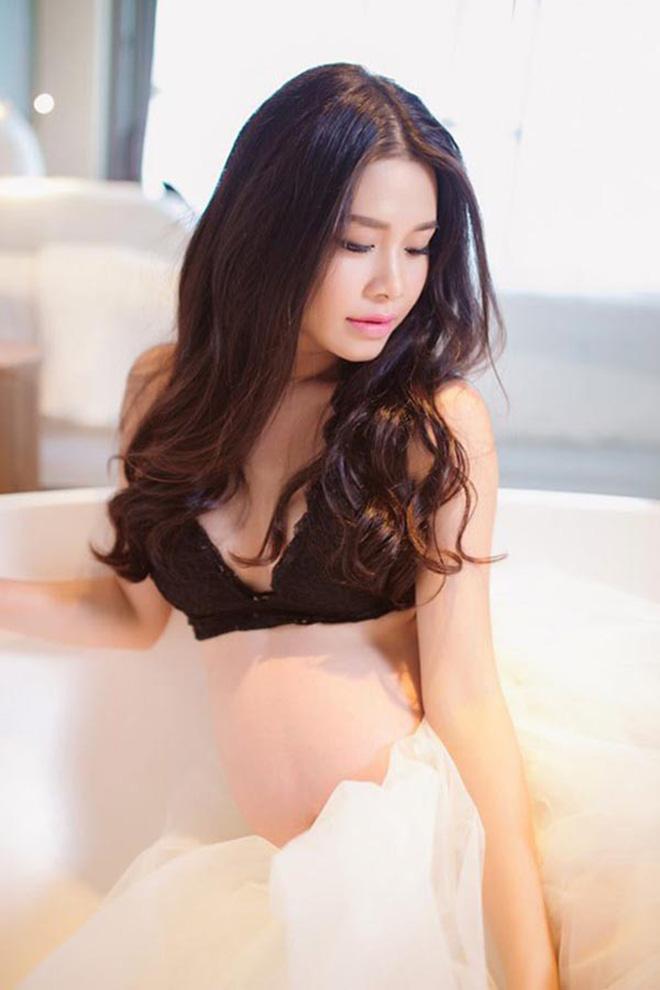 Nhan sắc vợ ca sĩ Đăng Khôi ở tuổi 35, sau 2 lần sinh nở - Ảnh 3.