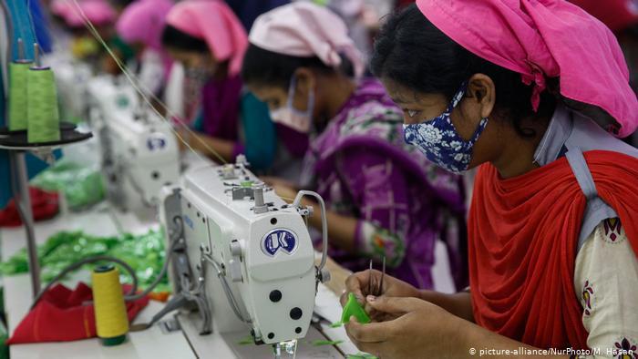 Lao động ngành công nghiệp thời trang bị lãng quên vì đại dịch Covid-19